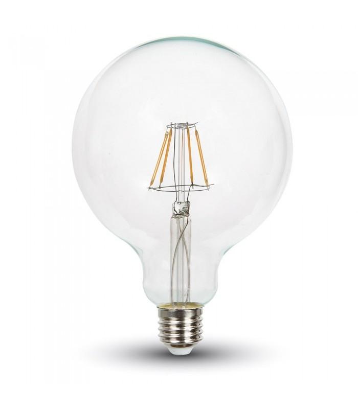 4W LED globe pærer